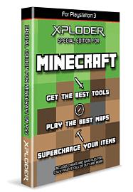 Xploder Minecraft PS3 Accessories