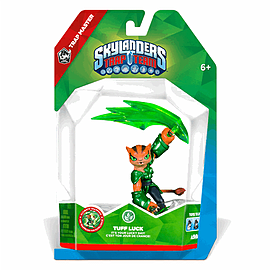 Tuff Luck - Skylanders Trap Team - Trap Master Toys and Gadgets