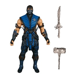 Mortal Kombat Sub Zero Figure Toys and Gadgets
