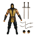 Mortal Kombat Scorpion Figure Toys and Gadgets