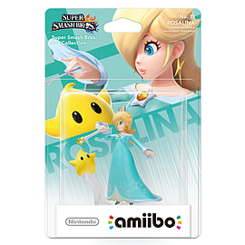 Rosalina - amiibo - Super Smash Bros Collection Toys and Gadgets Cover Art