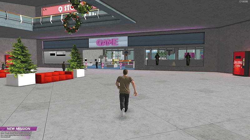 Christmas Shopper Simulator (PC/Mac) Free Download @ Game - HotUKDeals
