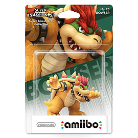 Bowser - amiibo - Super Smash Bros Collection Toys and Gadgets