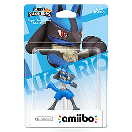 Lucario - amiibo - Super Smash Bros Collection Toys and Gadgets