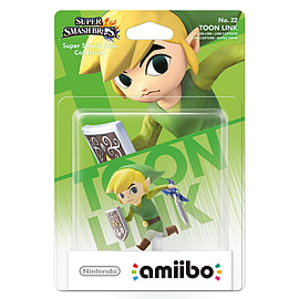 Toon Link - amiibo - Super Smash Bros Collection Toys and Gadgets
