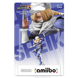 Sheik - amiibo - Super Smash Bros Collection Toys and Gadgets