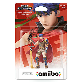 Ike - amiibo - Super Smash Bros Collection Toys and Gadgets