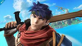 Ike - amiibo - Super Smash Bros Collection screen shot 2