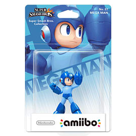 Mega Man - amiibo - Super Smash Bros Collection Toys and Gadgets