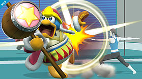 King Dedede - amiibo - Super Smash Bros Collection screen shot 1