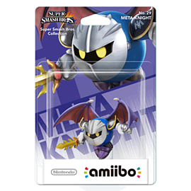 Meta Knight - amiibo - Super Smash Bros Collection Toys and Gadgets