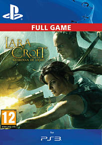 Lara Croft and the Guardian of Light PlayStation Network