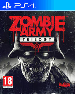 Zombie Army Trilogy PlayStation 4