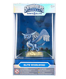 Whirlwind - Skylanders Trap Team Eon's Elite Collector's Series Toys and Gadgets