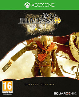 Final Fantasy Type-0 HD SteelBook Limited Edition (with Final Fantasy XV Demo Access) - Only at GAME Xbox One