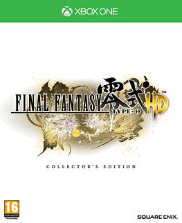 Final Fantasy Type 0 Collector's Edition (Includes Final Fantasy XV Demo Access) Xbox One