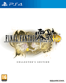 Final Fantasy Type 0 Collector's Edition (Includes Final Fantasy XV Demo Access) PlayStation 4