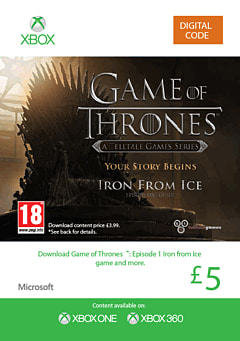 Game Of Thrones - Episode 1 Xbox Live