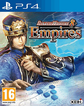 Dynasty Warriors 8: Empires PlayStation 4