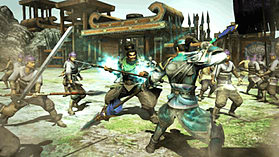 Dynasty Warriors 8: Empires screen shot 4