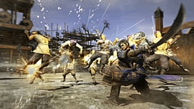Dynasty Warriors 8: Empires screen shot 1