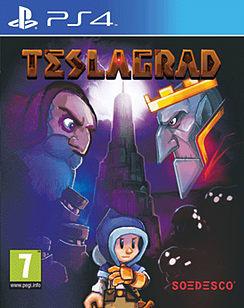 Teslagrad PlayStation 4