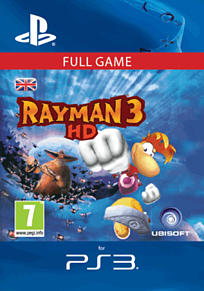 Rayman 3 HD PlayStation Network