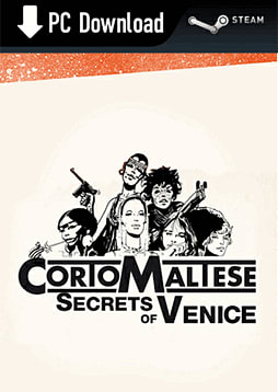 Corto Maltese, and the Secret of Venice PC Games