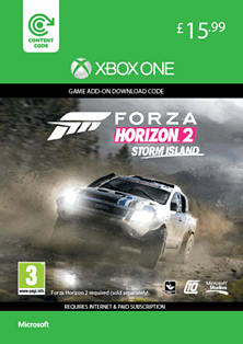 Forza Horizon 2: Storm Island Pack Xbox Live