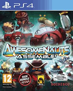Awesomenauts Assemble (Skin Bundle Pack) PlayStation 4