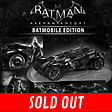 Batman: Arkham Knight - Batmobile Edition - Only at GAME PlayStation 4