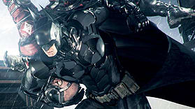 Batman Arkham Knight screen shot 14
