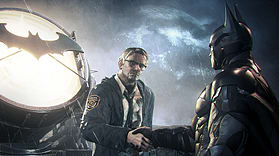 Batman Arkham Knight screen shot 15