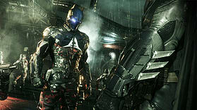 Batman Arkham Knight screen shot 4