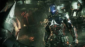 Batman Arkham Knight screen shot 6