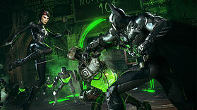 Batman Arkham Knight screen shot 8