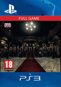 Resident Evil HD (PlayStation 3) PlayStation Network