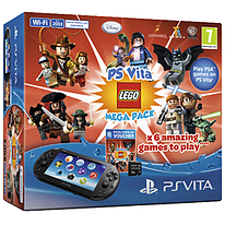PS Vita LEGO MEGA Console Pack PS-Vita