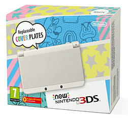 New Nintendo 3DS - White Nintendo 3DS