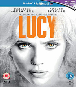 Lucy Blu-Ray