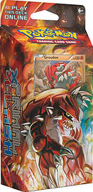 Pokémon XY5 Primal Clash Theme Deck Gifts and Gadgets