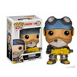 POP! Evolve Hank Toys and Gadgets