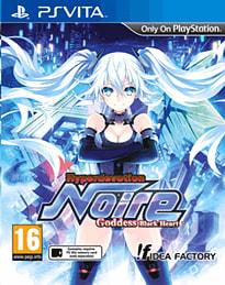 Hyperdevotion Noire: Goddess Black Heart PlayStation Vita