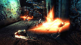 DmC: Devil May Cry Definitive Edition screen shot 1