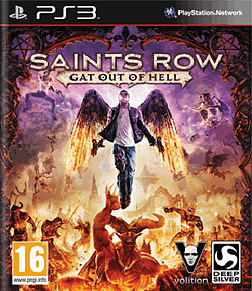 Saints Row: Gat Out Of Hell - Only at GAME PlayStation 3