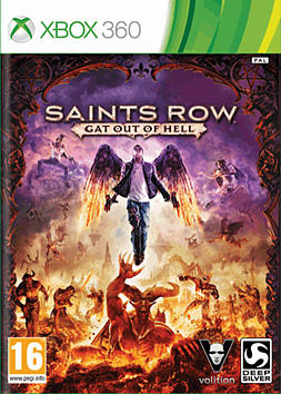 Saints Row: Gat Out Of Hell - Only at GAME Xbox 360