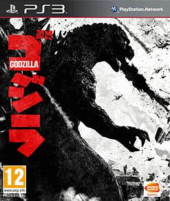 Godzilla PlayStation 3