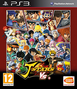 J Stars Victory VS + PlayStation 3