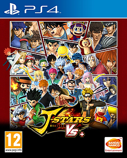 J Stars Victory VS + PlayStation 4