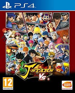 J Stars Victory VS + PlayStation 4